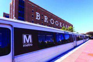 Brookland Metro Station