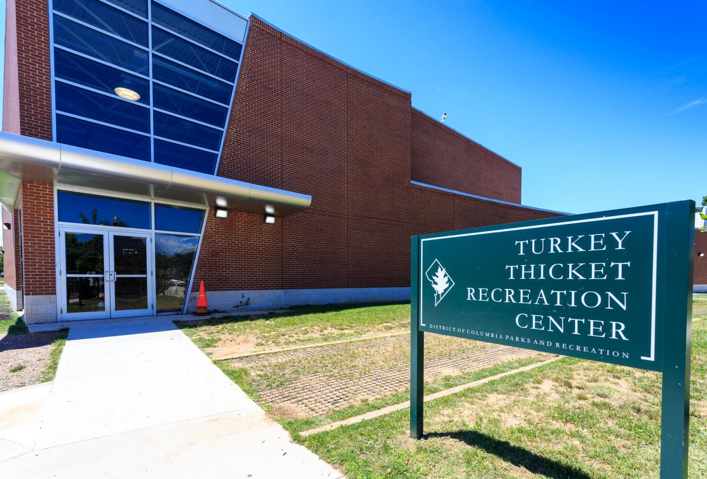 Brookland Neighborhood - Turkey Thicket Rec Center