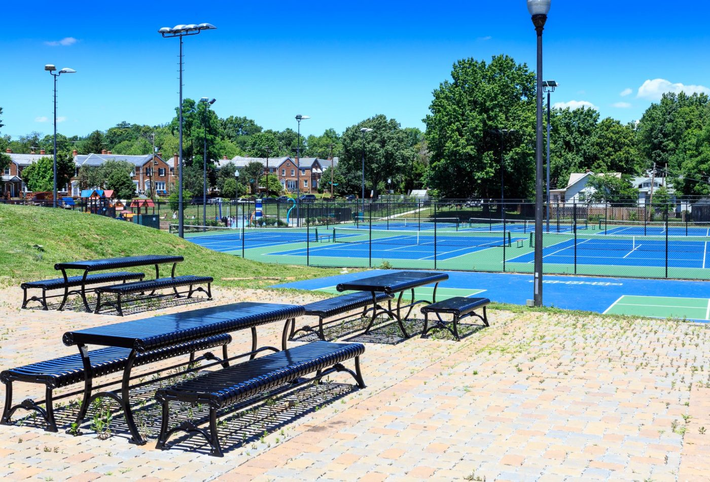 Brookland Neighborhood - Tennis Court