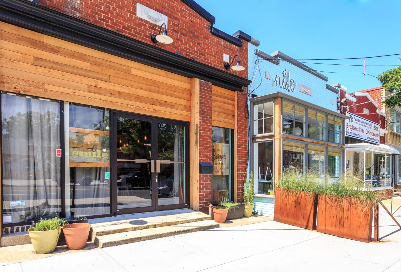 Brookland Neighborhood - The Bespoke Kitchen